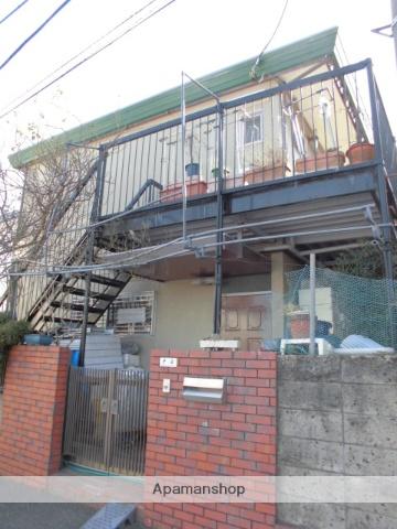 東京都杉並区、東高円寺駅徒歩20分の築30年 2階建の賃貸アパート