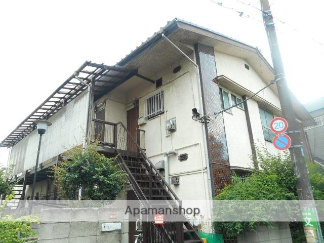 東京都杉並区、新高円寺駅徒歩12分の築47年 2階建の賃貸アパート