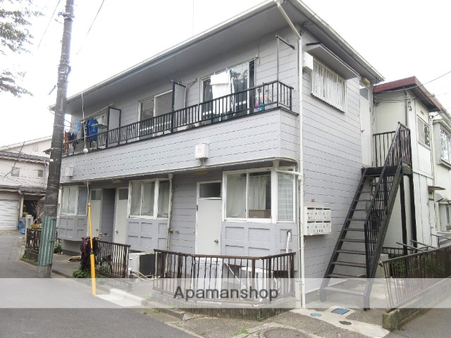 東京都杉並区、阿佐ケ谷駅徒歩18分の築30年 2階建の賃貸アパート