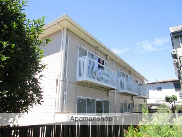 東京都杉並区、阿佐ケ谷駅徒歩11分の築25年 2階建の賃貸アパート