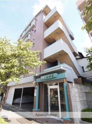 東京都杉並区、浜田山駅徒歩15分の築22年 5階建の賃貸マンション