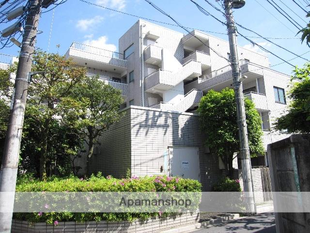 東京都中野区、中野駅徒歩10分の築27年 5階建の賃貸マンション
