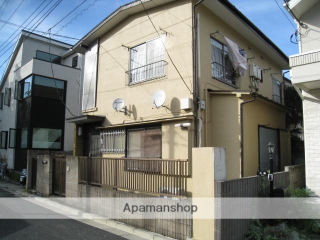 東京都杉並区、阿佐ケ谷駅徒歩18分の築41年 2階建の賃貸アパート