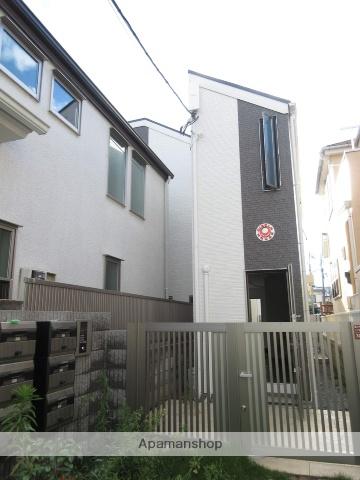 東京都杉並区、高円寺駅徒歩17分の新築 2階建の賃貸アパート