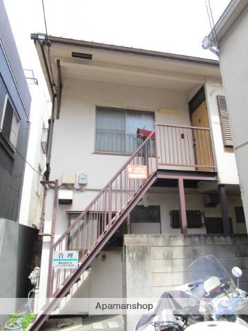 東京都杉並区、阿佐ケ谷駅徒歩9分の築45年 2階建の賃貸アパート