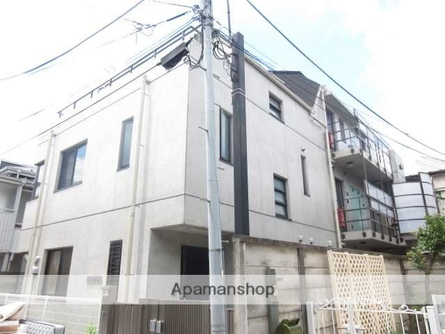 東京都中野区、新中野駅徒歩5分の築9年 3階建の賃貸マンション