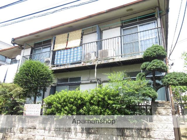 東京都杉並区、新中野駅徒歩13分の築38年 2階建の賃貸アパート
