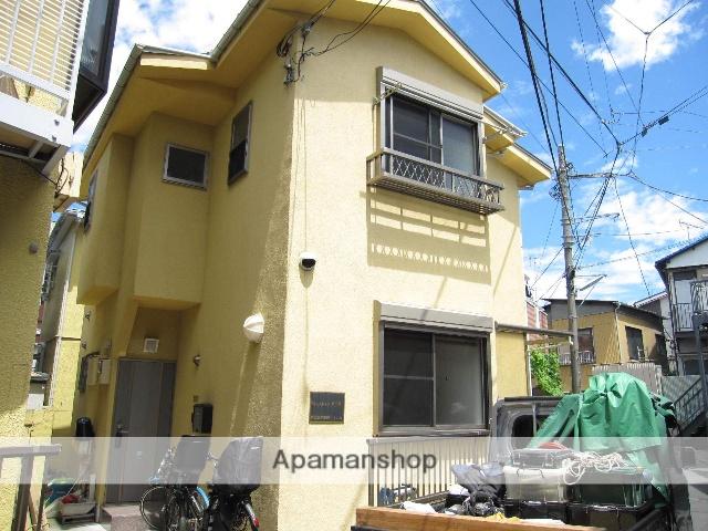 東京都杉並区、西永福駅徒歩16分の築38年 2階建の賃貸テラスハウス