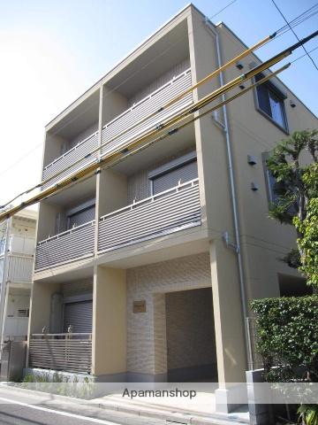 東京都杉並区、新高円寺駅徒歩12分の新築 3階建の賃貸マンション