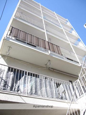 東京都杉並区、東高円寺駅徒歩10分の築45年 7階建の賃貸マンション