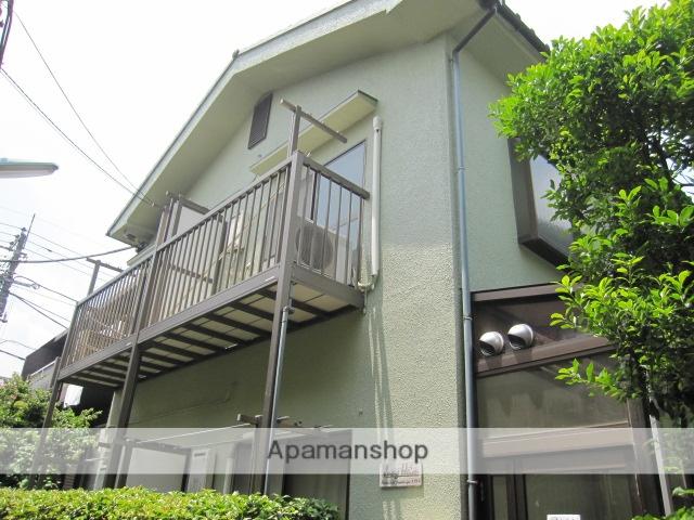 東京都中野区、高円寺駅徒歩13分の築22年 2階建の賃貸アパート