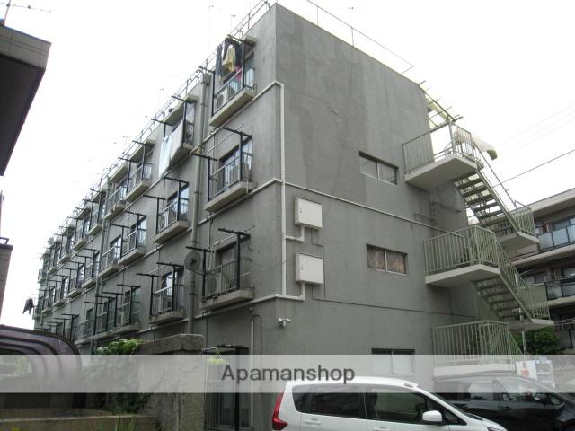 東京都中野区、高円寺駅徒歩14分の築47年 4階建の賃貸マンション
