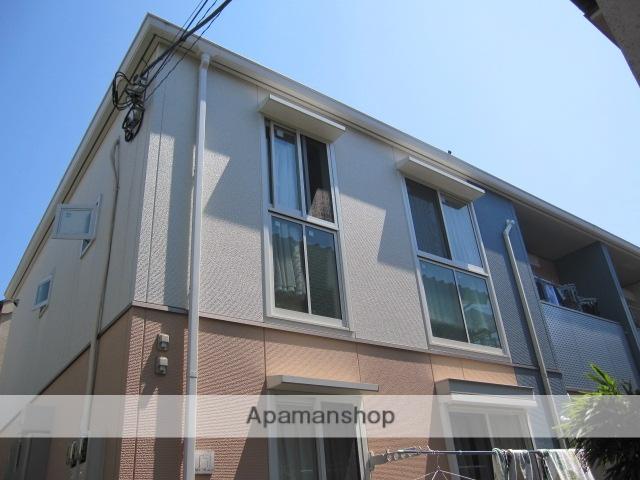 東京都杉並区、高円寺駅徒歩10分の築8年 2階建の賃貸アパート