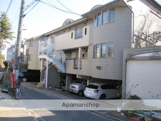 東京都中野区、高円寺駅徒歩13分の築25年 3階建の賃貸マンション