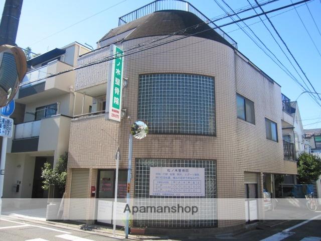 東京都杉並区、新高円寺駅徒歩10分の築27年 3階建の賃貸マンション