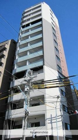 東京都杉並区、高円寺駅徒歩4分の築3年 15階建の賃貸マンション