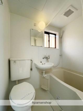ニューコーポ小町[1K/26.49m2]のトイレ