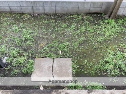 ハイム緑翠苑[1K/24.43m2]のバルコニー
