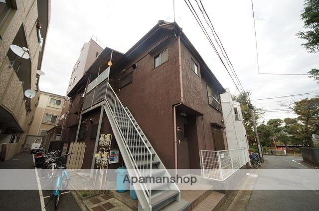 東京都渋谷区、幡ヶ谷駅徒歩7分の築30年 2階建の賃貸アパート