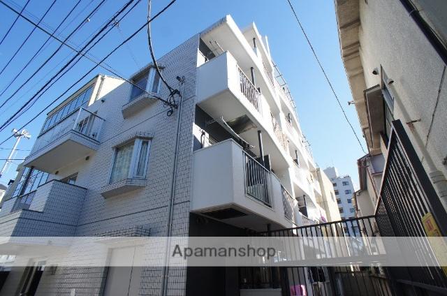 東京都渋谷区、初台駅徒歩15分の築31年 5階建の賃貸マンション