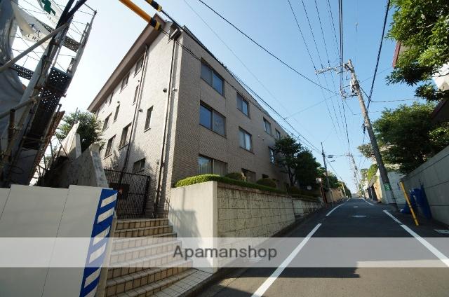 東京都渋谷区、幡ヶ谷駅徒歩12分の築21年 4階建の賃貸マンション