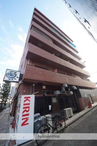 東京都渋谷区、幡ヶ谷駅徒歩3分の築37年 7階建の賃貸マンション