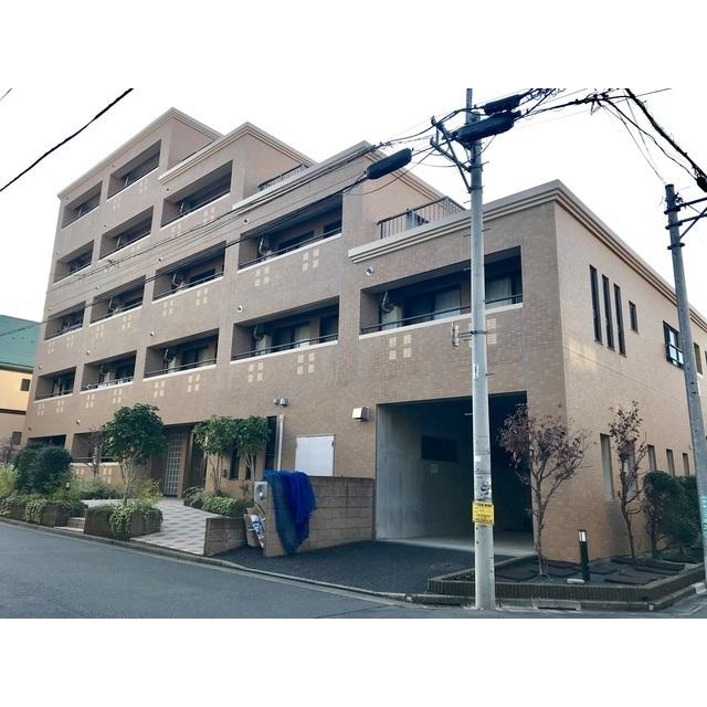 東京都中野区、東中野駅徒歩11分の築12年 5階建の賃貸マンション