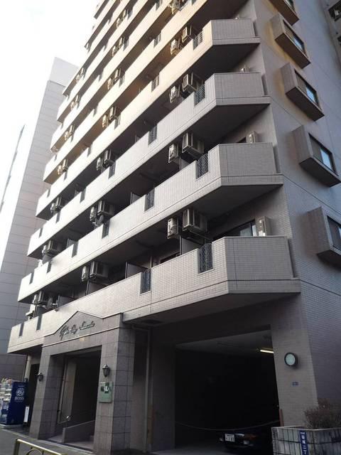 東京都渋谷区、幡ヶ谷駅徒歩13分の築19年 14階建の賃貸マンション