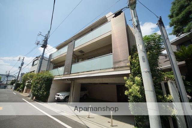 東京都渋谷区、神泉駅徒歩15分の築12年 5階建の賃貸マンション