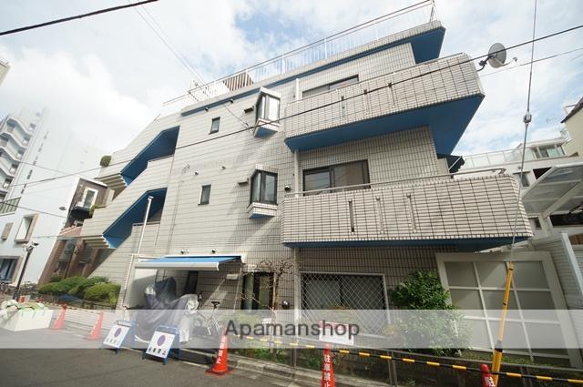 東京都渋谷区、神泉駅徒歩15分の築30年 4階建の賃貸マンション