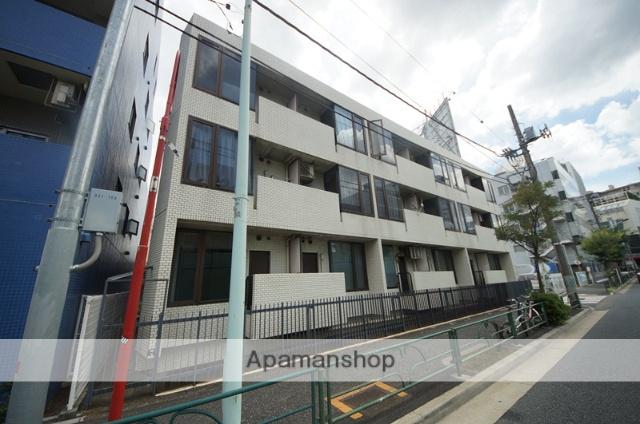 東京都渋谷区、渋谷駅徒歩10分の築36年 4階建の賃貸マンション