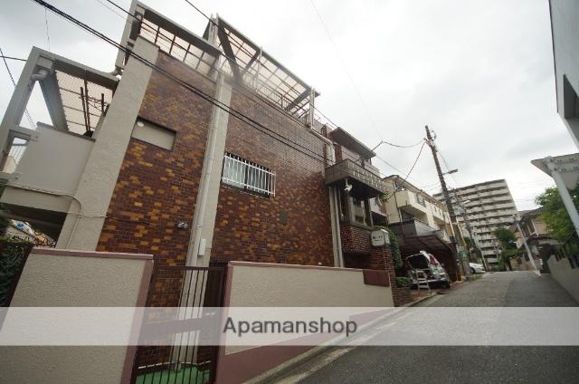 東京都渋谷区、渋谷駅徒歩9分の築48年 4階建の賃貸マンション