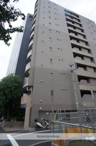 東京都渋谷区、原宿駅徒歩9分の築17年 12階建の賃貸マンション