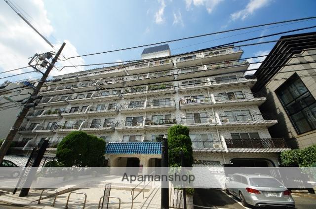 東京都渋谷区、渋谷駅徒歩10分の築47年 12階建の賃貸マンション