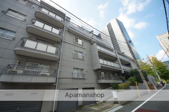 東京都渋谷区、渋谷駅徒歩11分の築46年 8階建の賃貸マンション