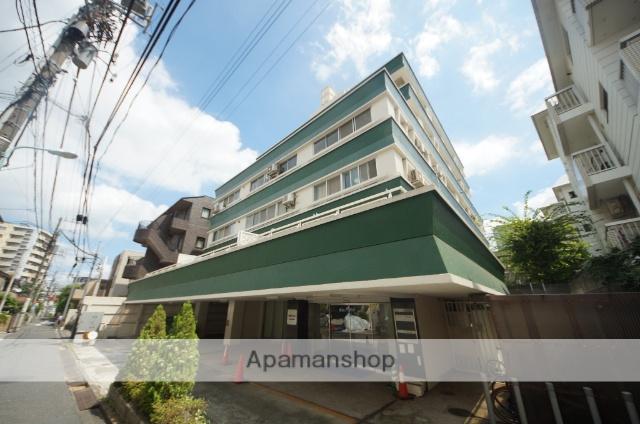 東京都渋谷区、渋谷駅徒歩12分の築49年 7階建の賃貸マンション