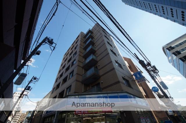 東京都渋谷区、渋谷駅徒歩4分の築10年 8階建の賃貸マンション
