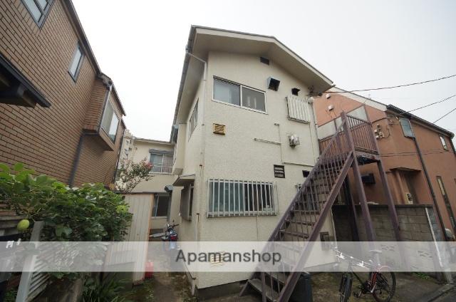 東京都渋谷区、駒場東大前駅徒歩12分の築37年 2階建の賃貸アパート