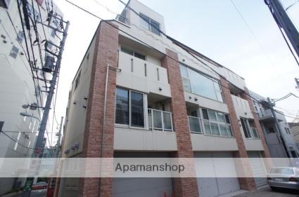 東京都渋谷区、渋谷駅徒歩11分の築8年 4階建の賃貸マンション