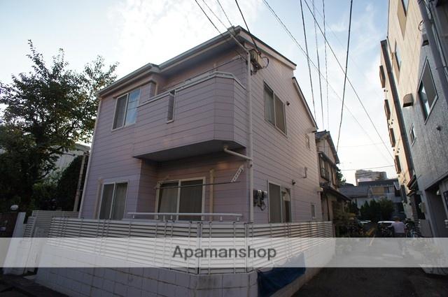 東京都渋谷区、幡ヶ谷駅徒歩6分の築13年 2階建の賃貸アパート