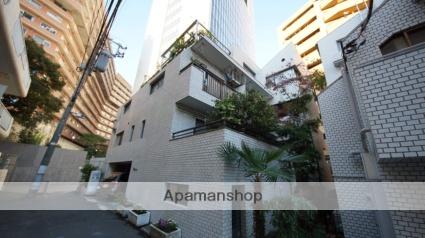 東京都渋谷区、代々木駅徒歩6分の築35年 4階建の賃貸マンション
