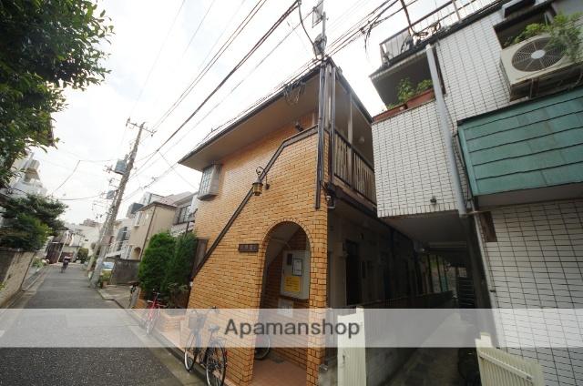 東京都目黒区、神泉駅徒歩8分の築25年 2階建の賃貸アパート