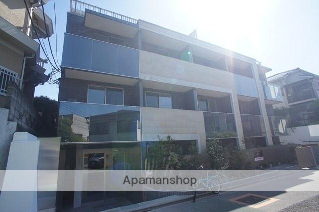東京都渋谷区、池ノ上駅徒歩11分の新築 4階建の賃貸マンション