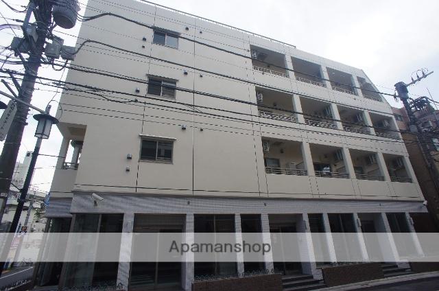 東京都渋谷区、代々木八幡駅徒歩7分の新築 5階建の賃貸マンション