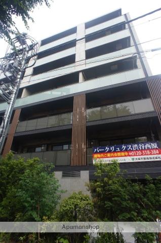 東京都渋谷区、初台駅徒歩13分の新築 7階建の賃貸マンション