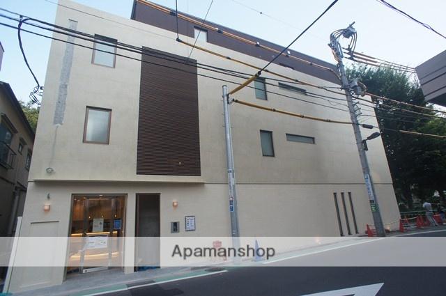 東京都渋谷区、幡ヶ谷駅徒歩3分の新築 4階建の賃貸マンション