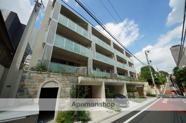 東京都渋谷区、渋谷駅徒歩11分の築2年 3階建の賃貸マンション