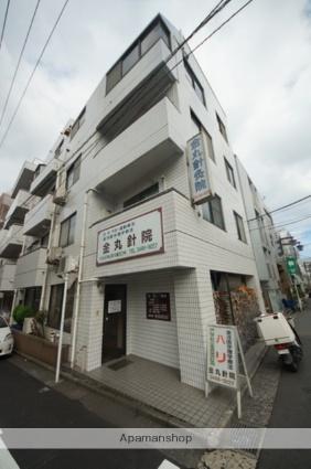 東京都渋谷区、渋谷駅徒歩12分の築32年 4階建の賃貸マンション