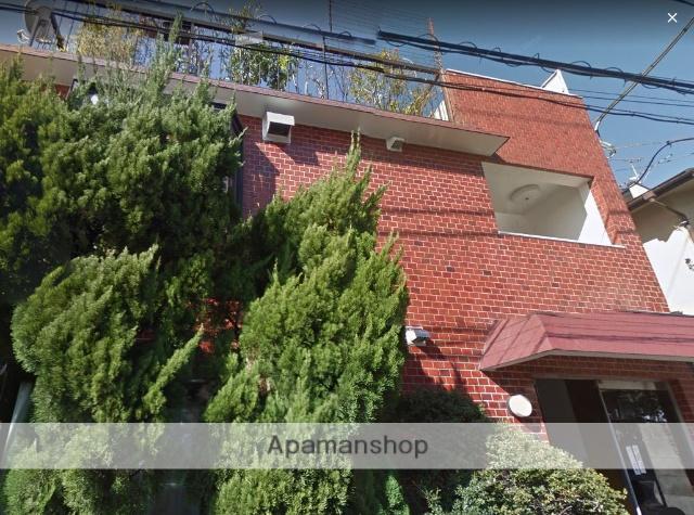 東京都目黒区、神泉駅徒歩17分の築38年 3階建の賃貸マンション