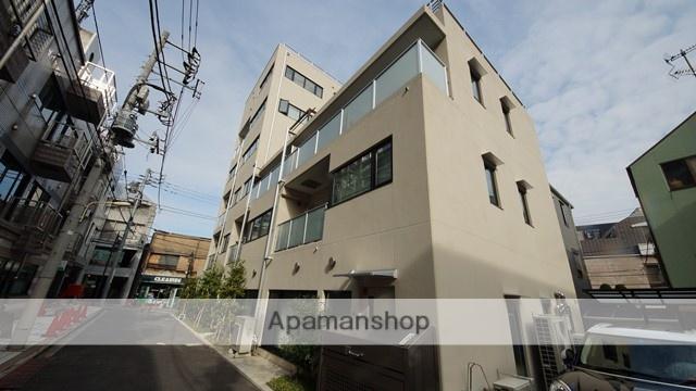 東京都渋谷区、初台駅徒歩9分の築7年 6階建の賃貸マンション